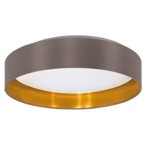 Lampa sufitowa maserlo cappucino - 40,5 cm, 31625 marki Eglo