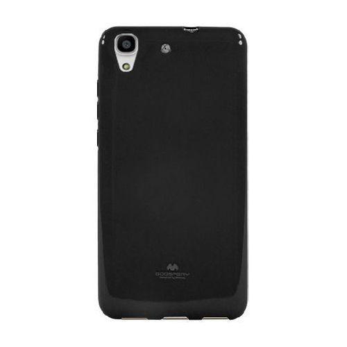 MERCURY JELLY Huawei Y7 czarny - czarny, kolor czarny