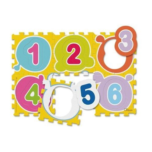Mata puzzle liczby marki Chicco