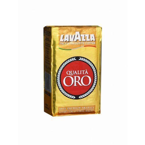 Lavazza qualita oro 100% arabica 0,25 kg mielona - przecena! (8000070012233)