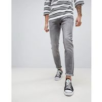 3301 deconstructed super slim jeans grey - grey, G-star