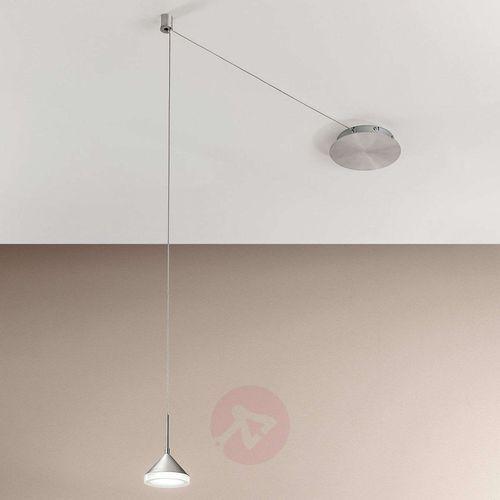 4 gniazdka – lampa wisząca led isabella marki Fabas luce