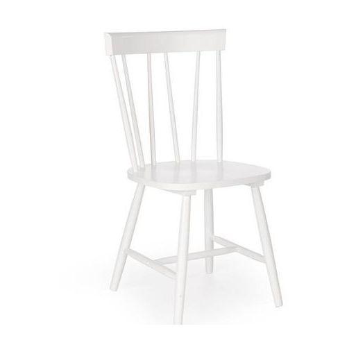 Krzesło Charles biały krzesło, kolor biały