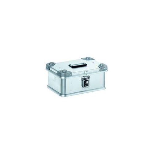 Aluminiowa skrzynka transportowa,poj. 13 l, dł. x szer. x wys. wewn. 350 x 250 x 150 mm marki Zarges
