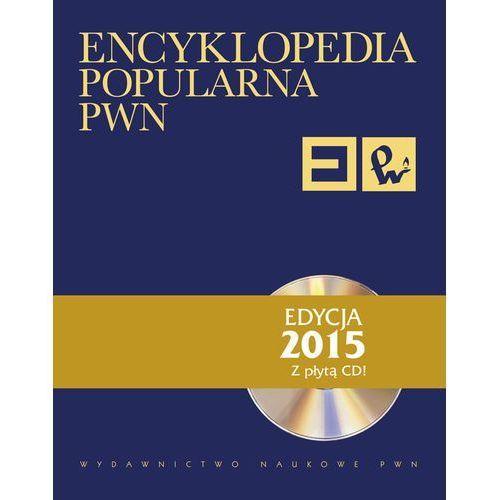 Encyklopedia popularna PWN + CD - Wysyłka od 4,99 - porównuj ceny z wysyłką
