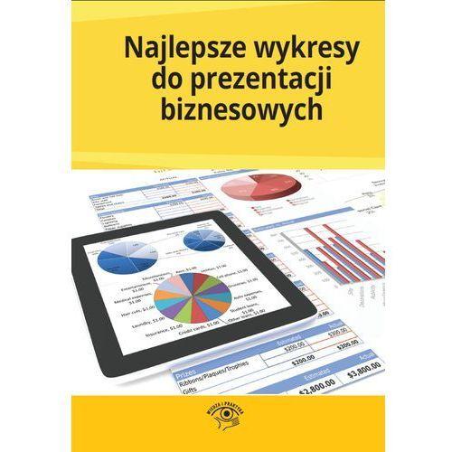 Najlepsze wykresy do prezentacji biznesowych (ISBN 9788326932427)