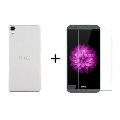 Zestaw Szkło ochronne Perfect Glass + Obudowa Ultra Slim HTC Desire 626