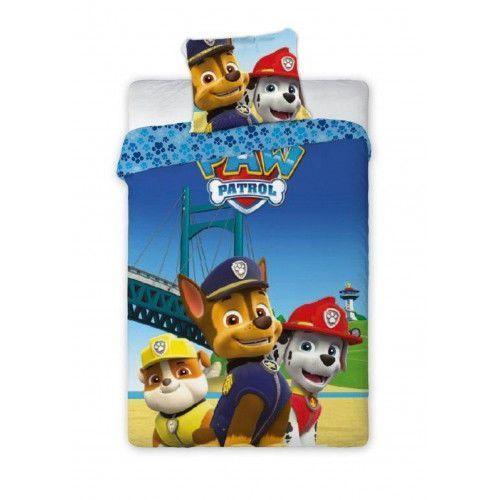 Pościel 160x200 Psi Patrol bawełna psy (5907750554461)
