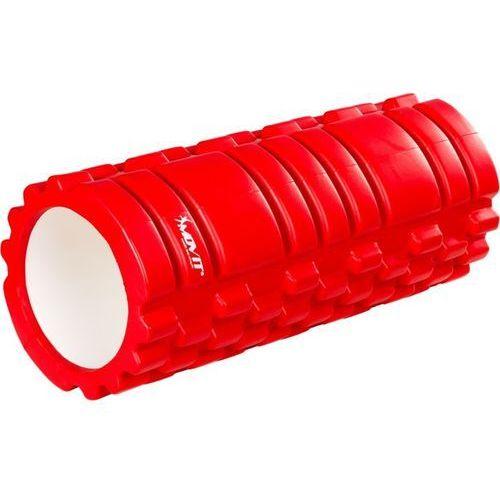 Movit ® Czerwony wałek rolka do masażu roller masaż fitness - czerwony (20040517)
