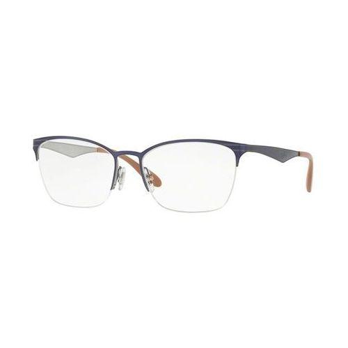 Okulary korekcyjne rx6345 highstreet 2918 marki Ray-ban