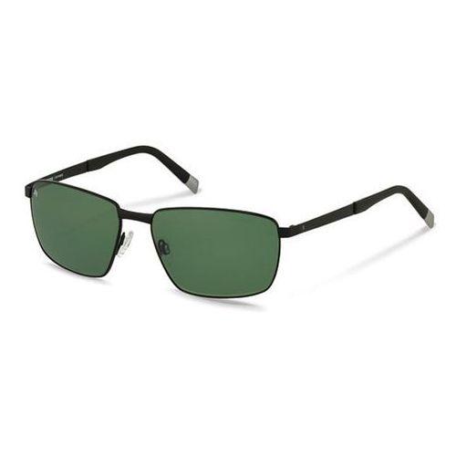 Okulary Słoneczne Rodenstock R7409 A, kolor żółty