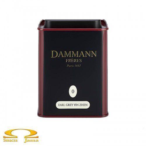 Herbata Czarna Dammann Earl Grey Yin Zhen Puszka 100g (3259920067458)