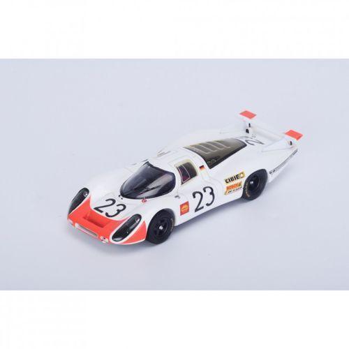 Spark Porsche 908 #23 u. schutz/g. mitter le mans 1969 - darmowa dostawa!