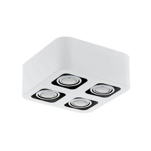 Eglo 93013 - LED lampa sufitowa TORENO 4xGU10-LED/5W/230V, 93013