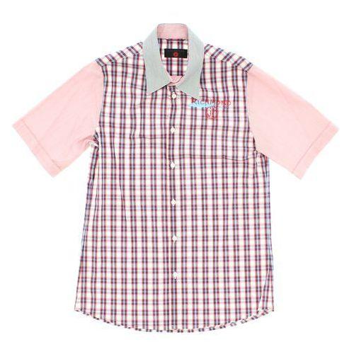 koszula dziecięca różowy wielokolorowy 12 lat marki John richmond