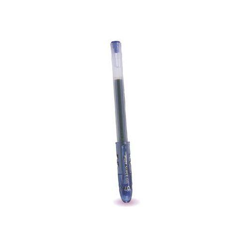 długopis żelowy supergel begreen, czarny marki Pilot