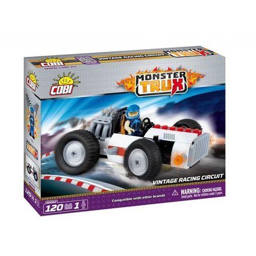 Monster trux 120 elementów samochód wyścigowy marki Cobi