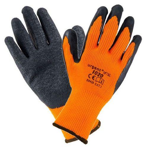 Rękawice robocze ocieplane URGENT 1020 zimowe 10 - XL