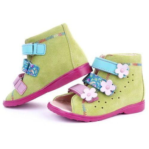 fb33d741 Najlepsze oferty - Dawid buty profilaktyczne - model 1041 / 1042 kolor  zielony
