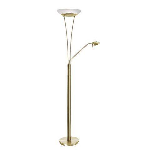 Lampa podłogowa 2xled 495-60 sarah -złota marki Paul neuhaus