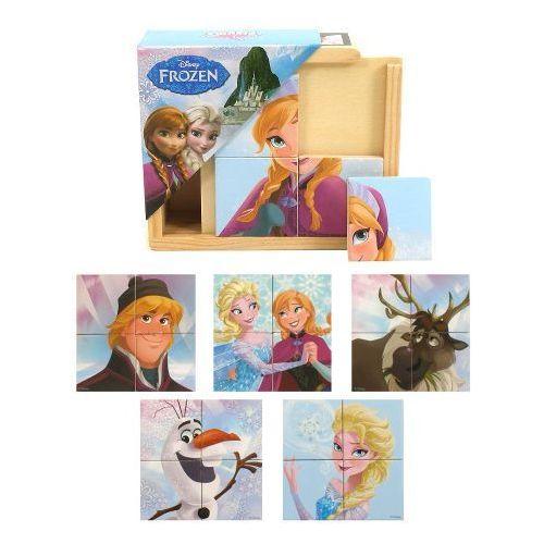 Drewniane puzzle BRIMAREX Kraina Lodu (5907791570581)