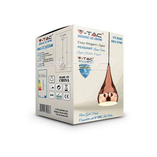 3708 lampa wisząca + bezpłatna natychmiastowa gwarancja wymiany! marki V-tac