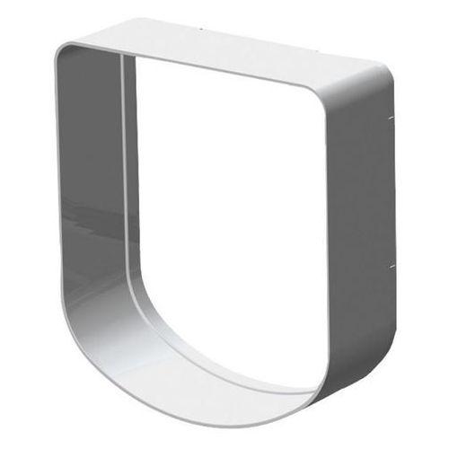 swing 3,5 dodatkowy tunel do drzwiczek dla kota, biały marki Ferplast