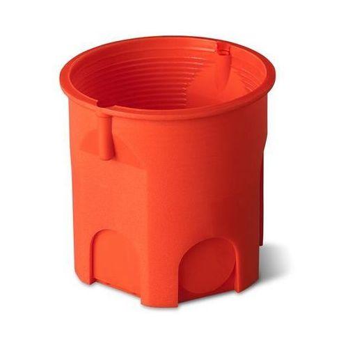 Puszka podtynkowa 60 głęboka 0206-50 pomarańczowa elektro-plast marki Elektro-plast nasielsk