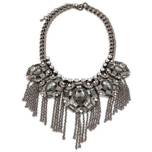 By milla Naszyjnik ornamental metalic - metalic