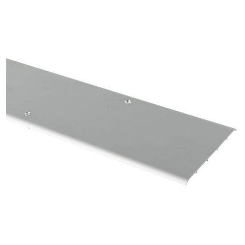 Goodhome Profil progowy aluminiowy 100 x 2700 mm szeroki (3663602535775)