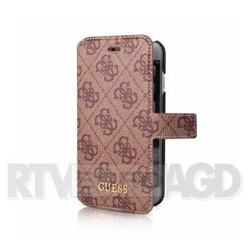 Guess  guflbkp64gb iphone 6/6s (brązowy) - produkt w magazynie - szybka wysyłka!