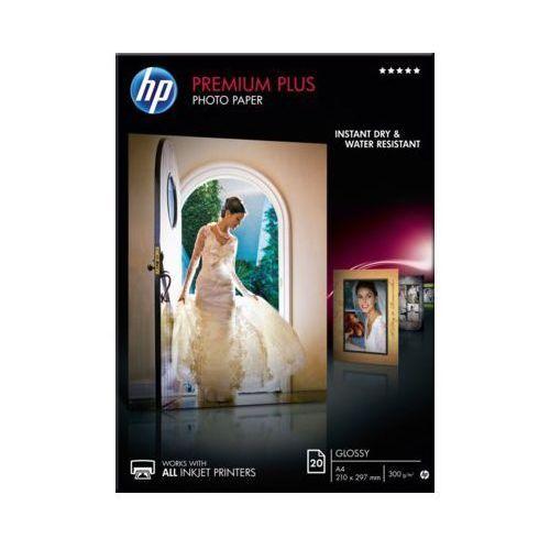 Papier fotograficzny premium plus photo 300g a4 cr672a marki Hp