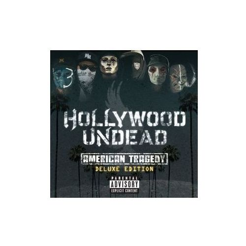 Hollywood Undead - American Tragedy [Deluxe Edition] (0602527621425)