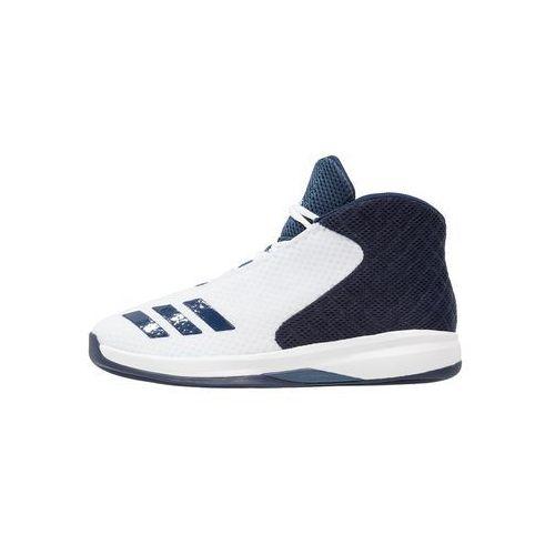 adidas Performance COURT FURY 2016 Obuwie do koszykówki collegiate navy/white/mineral blue