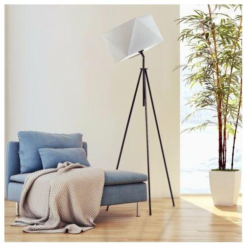 Lysne Nowoczesna lampa podłogowa havana