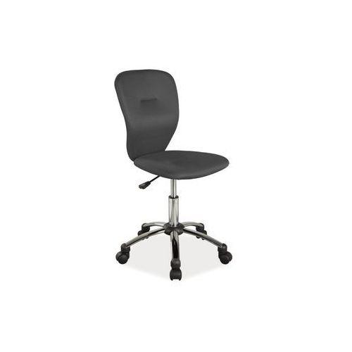 Signal Fotel obrotowy, krzesło biurowe q-037 black