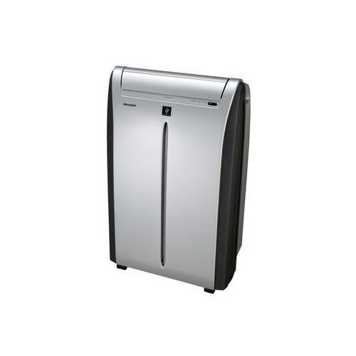 Klimatyzator przenośny cvp 10pr - plasma cluster na ok. 20-25m2 - super cichy + gratis marki Sharp