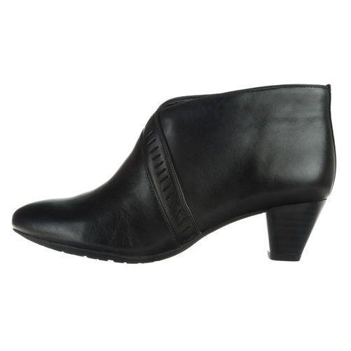 Clarks  denny frances ankle boots czarny 36