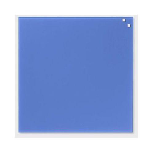 Szklana tablica magnetyczna niebieska 45x45 marki marki Naga