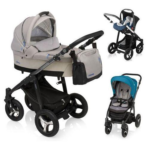 OKAZJA - Baby Design Husky+Winterpack+fotelik (do wyboru)
