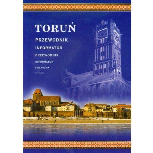 Toruń - przewodnik, informator LITERAT (9788375275131)