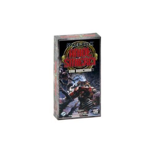 Space hulk: anioł śmierci. gra karciana marki Galakta
