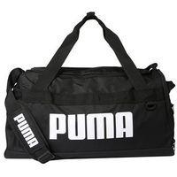 Puma torba sportowa 'challenger duffel' czarny / biały