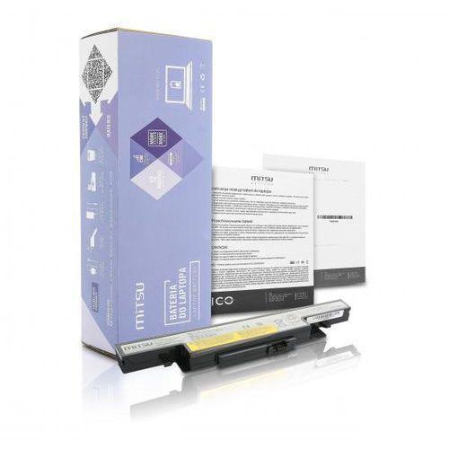 akumulator / Nowa bateria Mitsu do laptopa Lenovo IdeaPad Y510p