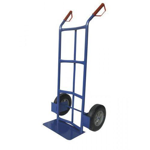 Wózek transportowy G21 200 kg z pełnymi kołami