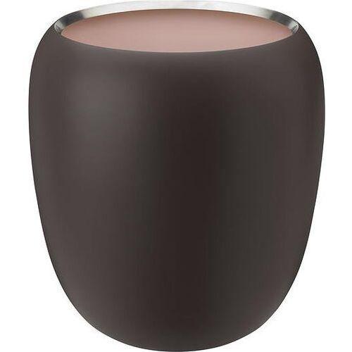 Stelton Wazon ora 20 cm brązowy