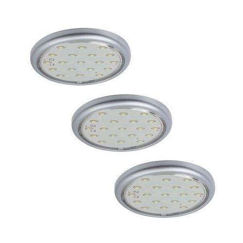 Paulmann 98775 - SET 3x LED Oprawa wpuszczana MICRO LINE 3xLED/1,22W/230V/12V