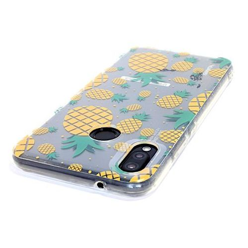 Futerał Forcell Summer PINEAPPLE Huawei P20 LITE Ananasy