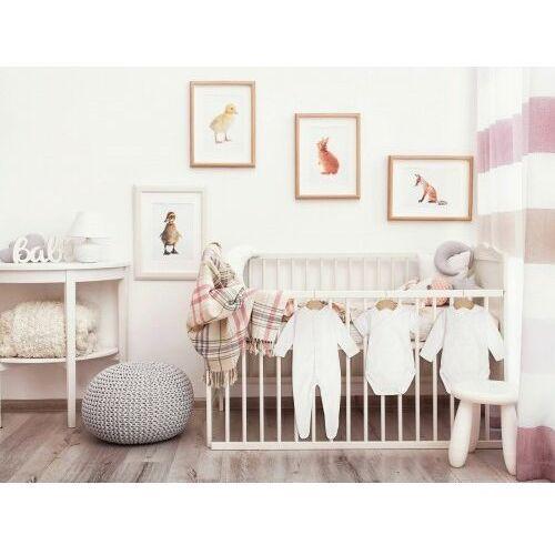 Dolce sonno Zestaw dla noworodka # moja pierwsza wyprawka / komplet 7-częściowy klasyczna biel -
