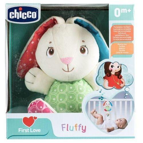 First Love: Grający królik Fluffy